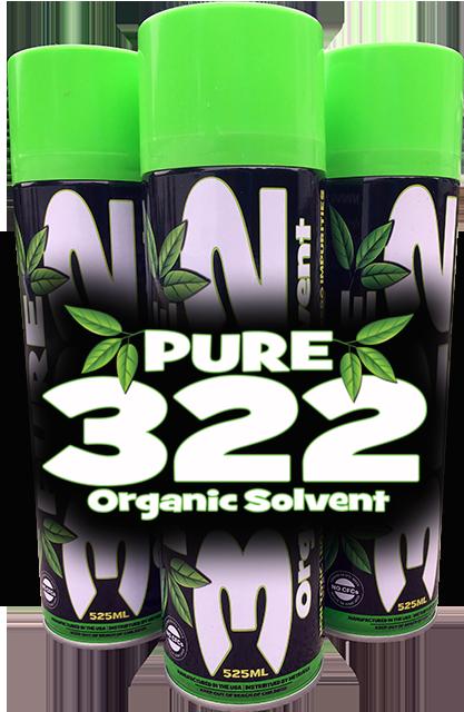 Pure322 | Best Organic Solvent